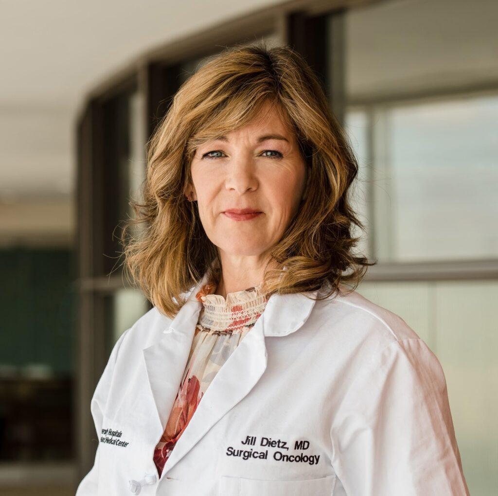 Dr Jill Executive Member Global Breast Hub